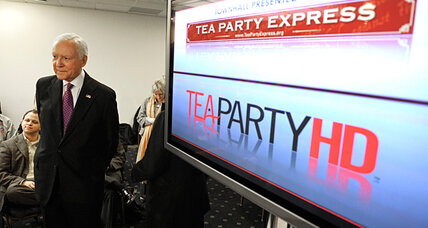 Two vulnerable senators, two opposite paths on tea party