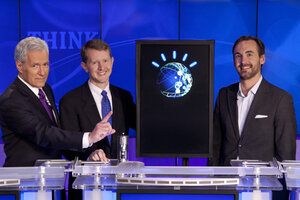 IBM's Watson: Can a computer outsmart a Jeopardy! braniac ...