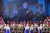 Kim Jong-il birthday: North watches tributes, South sends propaganda balloons