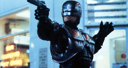 Robocop statue: A youthful lift for Detroit or a monument to blight?