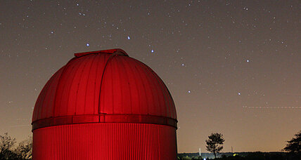 Is the Big Dipper scooping dark matter?