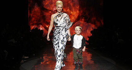 Gwen Stefani goes back to rock roots with new fashion line