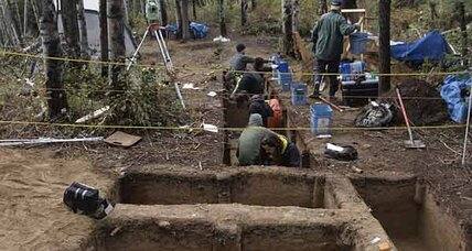 Ice Age child discovered in Alaskan wilderness