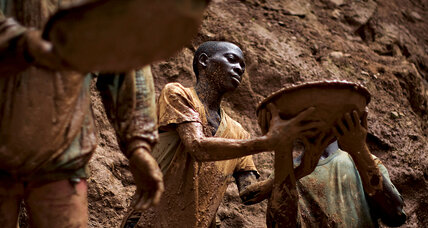 Conflict minerals: Genocide in your gadgets?