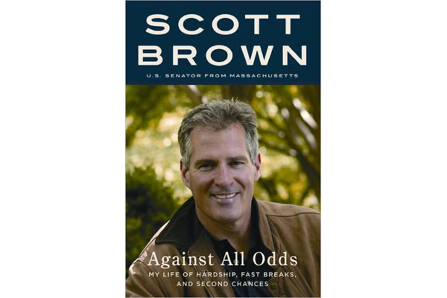 Scott Brown memoir details childhood abuse and a life of hardship