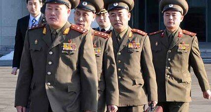 North Korea's push-me, pull-you strategy