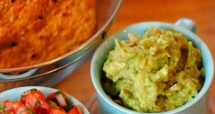 Super Bowl recipes: 'Fried' tortillas with lighter guacamole