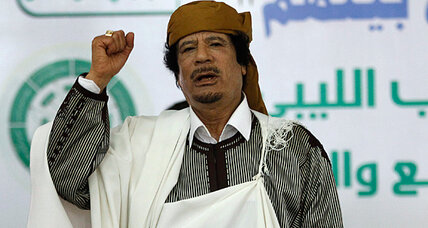 From Libya's Qaddafi to Sudan's Bashir: Key International Criminal Court inquiries