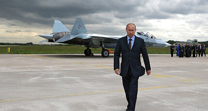 Who has the fastest warplane? Russia tests another supersonic T-50 fighter.