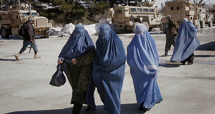 Women's rights in Afghanistan lose steam