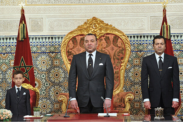 Can Morocco's King Mohammed VI outpace Morocco's 'winds of change'?