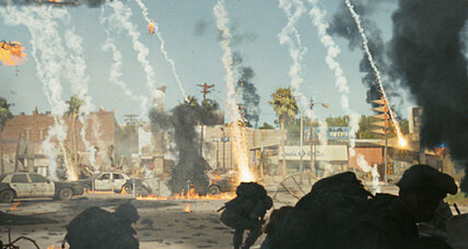 Battle: Los Angeles: movie review