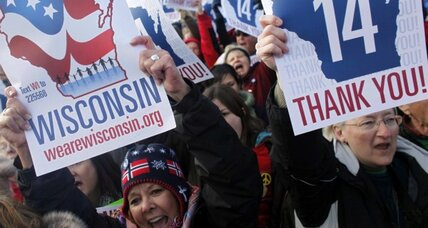 What Wisconsin says about labor unions' clout in America