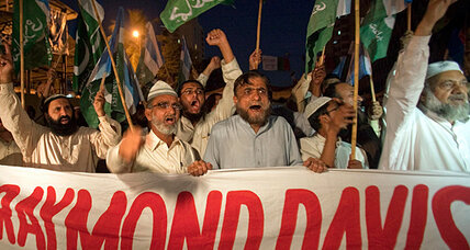 CIA contractor Raymond Davis freed from Pakistan jail on 'blood money'