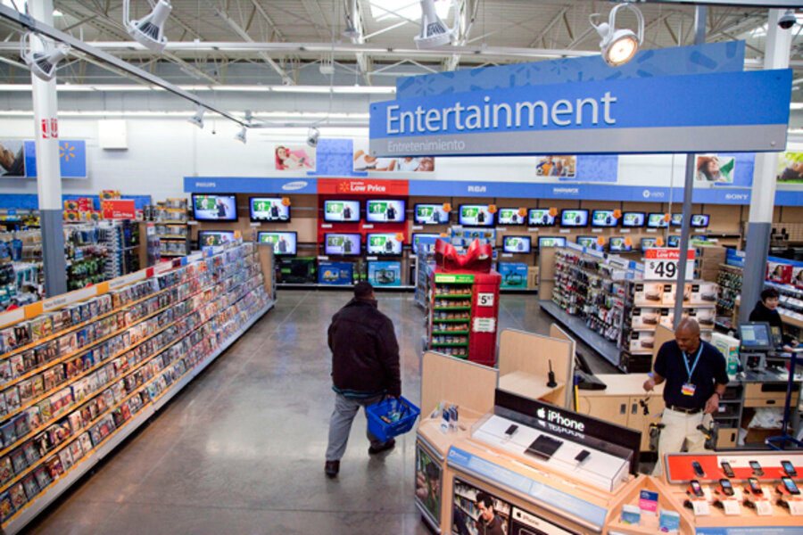 smaller walmart stores a threat to local businesses csmonitorcom