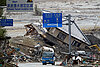 Japan earthquake leaves ghost towns in its wake