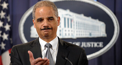 Is there a 'war on cops'? Eric Holder vows action as police fears rise.