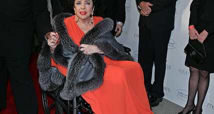 How Elizabeth Taylor invented modern celebrity
