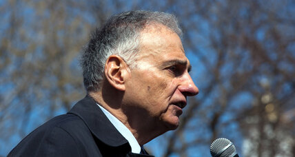 Ralph Nader calls for ending athletic scholarships
