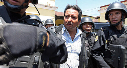 Arrest of Guatemala's No. 1 drug-trafficking suspect shows growing US role in region