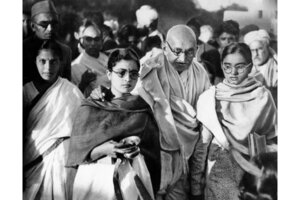 Sex history of mahatma gandhi