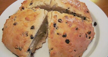 St. Patrick's Day recipe: Irish soda bread