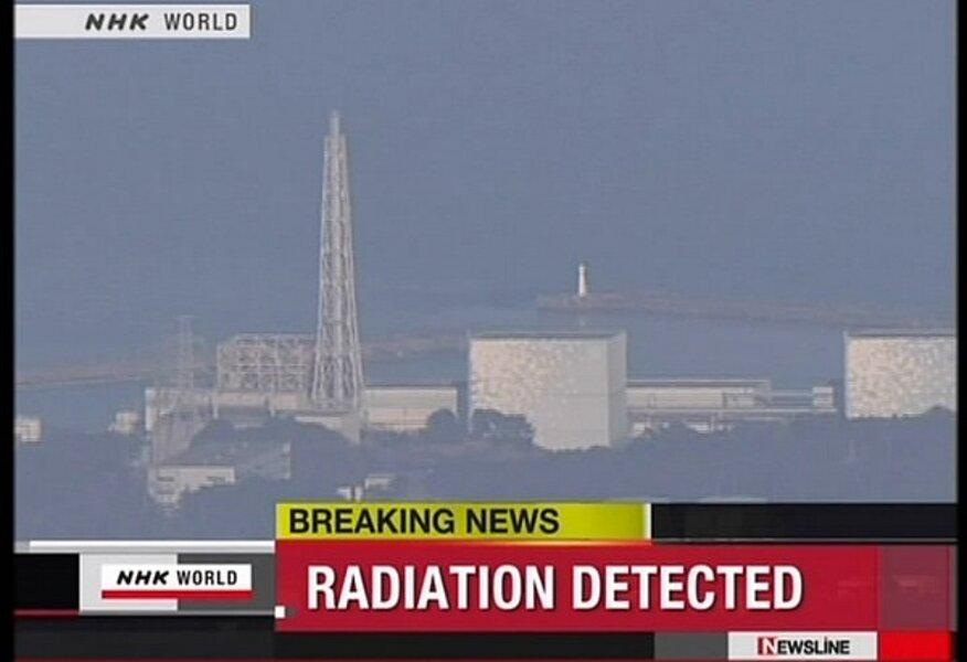 Japan S Radiation Leak Shades Of Three Mile Island And Chernobyl