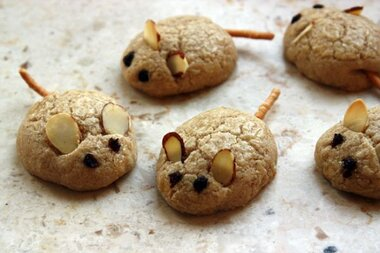 Spiced Mice Butter Cookies Csmonitor Com