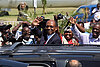 Back in Haiti, is Aristide eyeing presidency?
