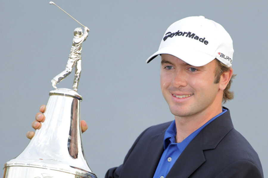 Arnold Palmer Invitational goes to Martin Laird, who outlasts Steve Marino