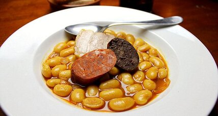 Fabada Asturiana: A bean and sausage stew that may have altered history's course