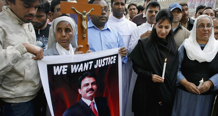This time, murder of Pakistan minister spurs condemnation from Islamic clerics