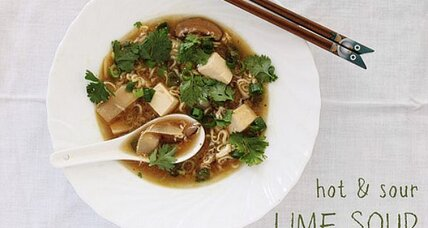 Meatless Monday: Hot and sour lime soup