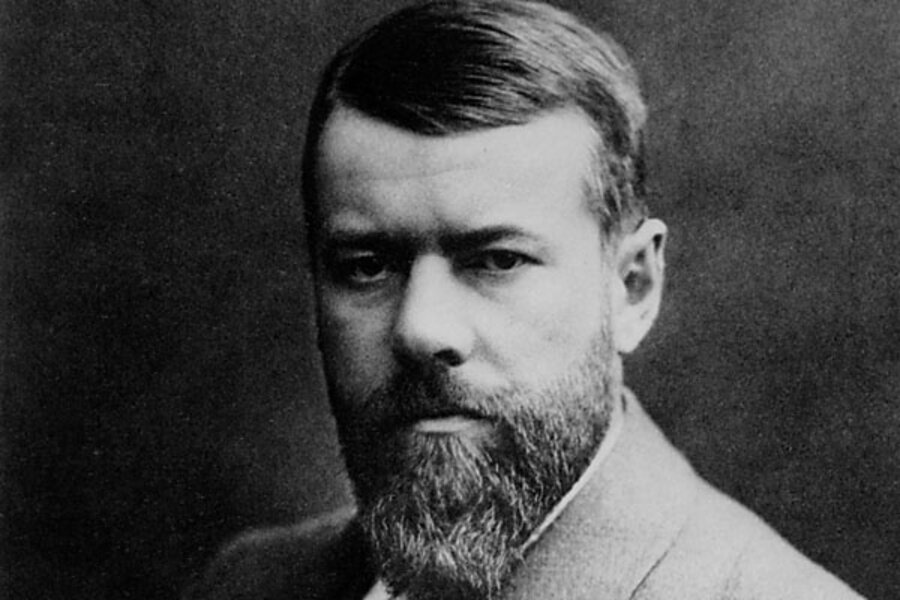 weaknesses of max weber Max weber didn't just believe that individuals shape society - societies encourage certain types of motive for action - for example, the religion of calvinism encouraged people to save money, which eventually led to capitalism weber believes that there are four ideal types of social actions.