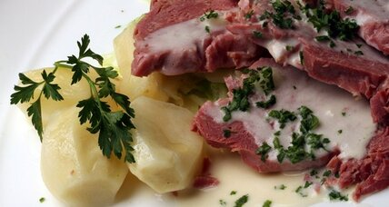 Corned beef and cabbage: Irish restaurants stock up