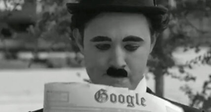 A look at a classic: Charlie Chaplin in 'Modern Times ...