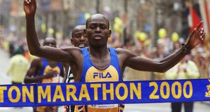 Boston Marathon: five historic moments