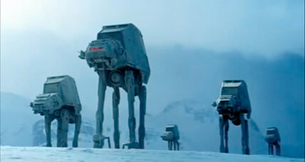 Does America need a full-size, fully functioning AT-AT? Do we even need to ask?