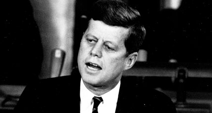 Ph.D says JFK asked CIA about UFOs