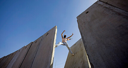 Israel's wall cements psychological divide between Arab, Jew