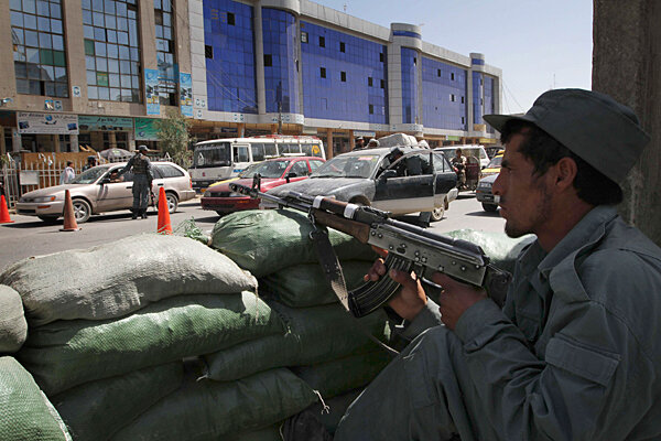 Kandahar Taliban escape bodes ill for Afghan fighting ...