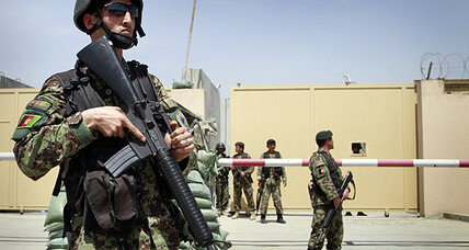 Kabul airport shooting raises questions about readiness, loyalty of Afghan soldiers