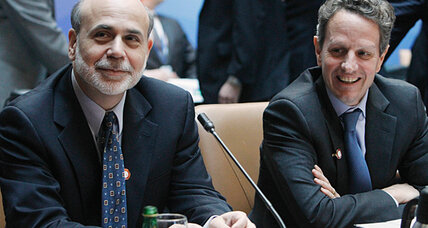 Ben Bernanke press conference: chance to repair Federal Reserve's image