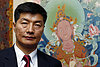 Tibetan exiles elect Harvard lawyer to take over Dalai Lama's political role