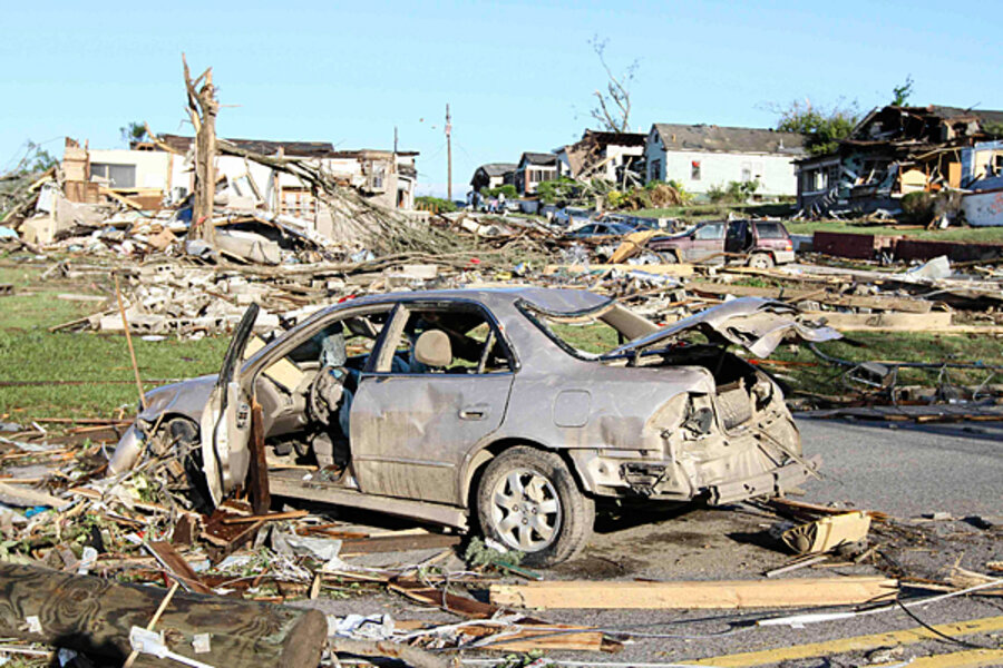 Alabama tornadoes: Why was state's tornado death toll so ...
