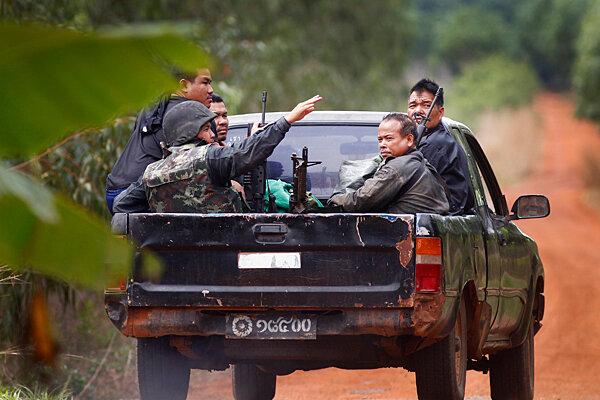 Cambodian–Thai border dispute