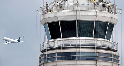 Fatigue in US air travel system: It's not just air traffic controllers