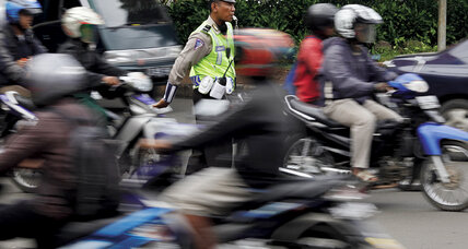 Jakarta launches 'car-free' days to give residents respite from traffic