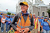 Bob Hentzen walks to help poor children across Latin America