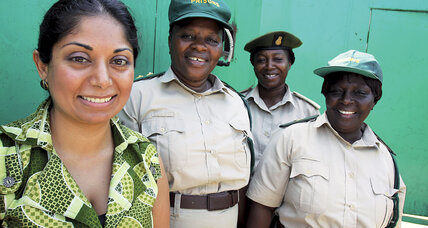 Sabrina Mahtani provides legal aid to female prisoners in Sierra Leone